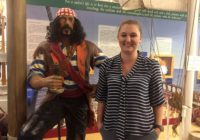 Hurricanes to pirates, Katy Menne teaches it all at Maritime Museum