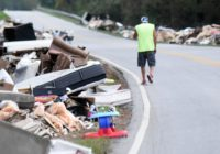 In wake of Florence, Pender talks getting tough on trash