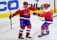 Ovechkin ends scoring drought, Capitals beat Hurricanes 4-1