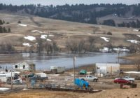 Flooding hits South Dakota American Indian reservation hard