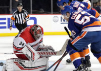 Carolina Hurricanes beat out New York Islanders 2-1 in Game 2 of Stanley Cup Playoffs