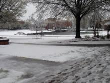 Snow in Union County!
