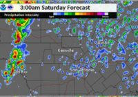 NWS issues tornado warning for Northwest Bexar County as storm system moves into San Antonio