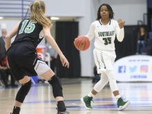 Girls Basketball: Cary vs. Southeast Raleigh (Mar. 9, 2019)