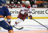 Carolina Hurricanes' Jordan Staal following win over Islanders: 'Just trying to get goals and trying to win games'