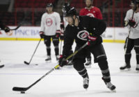 Hurricanes' Niederreiter and Pesce on preparation for game 3 against Islanders