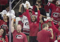 The Hurricanes return to Raleigh for Wednesday's NHL playoff game. Here's what to know.