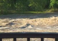 Barton Creek Greenbelt, Hike and Bike Trail, major waterways closed after Friday flooding
