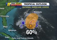 It's not yet hurricane season, but a tropical storm could soon form