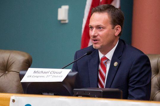 U.S. Rep. Michael Cloud, R-Victoria.