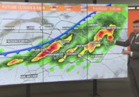 FORECAST: Potential for severe weather tonight