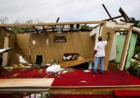 2 reported South Texas tornadoes leave damage, no injuries