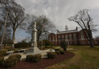 What's the future of the hurricane-battered Pender County Courthouse?