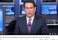 Virginia meteorologist cut into NBA semifinals for tornado warning. He's not sorry