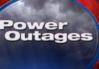 Houston-area power outages due to severe weather