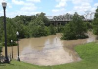 Colorado River in Bastrop floods Saturday, expected to start receding Sunday