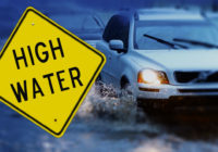High-water locations reported as severe weather pummels region