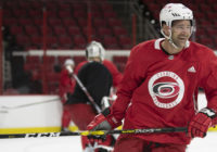 Carolina Hurricanes' Justin Williams on 2018-19 season: 'We played well, we played hard, we played for each other'