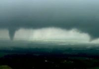 Severe weather in Oklahoma
