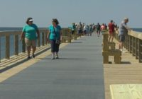 Oak Island Pier reopens 2 years after being damaged by hurricane