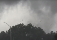 VIDEO: Reported Tornado Rips Through Canton – Images From CBS 11 Storm Chaser Jason McLaughlin