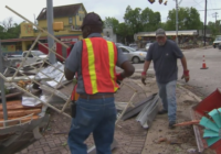 Canton Cleaning Up From Tornado In Time For First Monday Trade Days