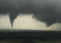 Tornadoes flip campers, damage homes in Southern Plains