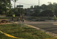 Repairs could take up to 48 hours after Charlotte water main break causes flooding