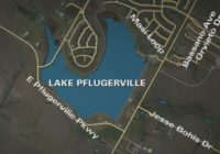 Pflugerville police searching for kayaker