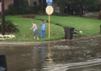 East side neighbors frustrated with flooding issues