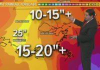 Tropical Storm Barry Live Blog: Barry begins flooding Louisiana's coast