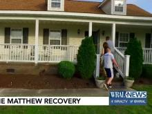 Family gets buyout money more than two years after Hurricane Matthew