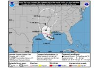 Tropical storm Barry forms in Gulf: Expected to become hurricane before landfall