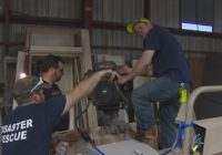 Volunteers from Texas head to Louisiana for Hurricane Barry