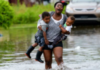 Severe storm triggers flash flood emergency around New Orleans ahead of tropical weather