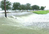 Levees overtopped as Tropical Storm Barry soaks Louisiana