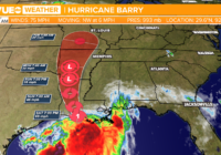 Hurricane Barry to bring life-threatening flooding to Louisiana