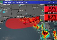 Panovich: Tropical Storm Barry likely to form in Gulf of Mexico