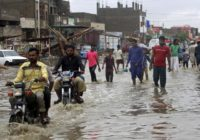Heavy rain triggers floods in Pakistan's Karachi, killing 6