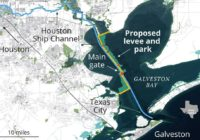 A park inside the ship channel? Rice University proposes cheaper plan to protect Houston from hurricanes