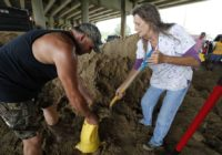 Millions in line of punishing rain from Tropical Storm Barry