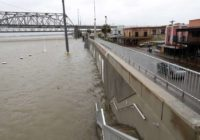 The Latest: Barry prompts tornado warning in Mississippi