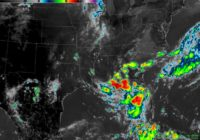See how the potential hurricane in the Gulf is forming