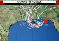 Tracking the tropics: Hurricane hunters to fly into developing Gulf of Mexico system Wednesday