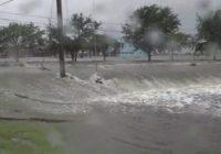 LIVE UPDATES: Hurricane Barry makes landfall, moving slowly