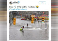 Tropical Storm Barry memes have taken over Twitter