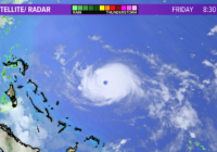 Hurricane Dorian now a category 4 storm as it continues to strengthen