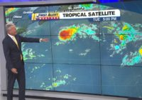 Tropical Storm Chantal forms in the Atlantic