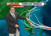 Hurricane Dorian track update: Storm heads toward Florida, strengthens to Category 3