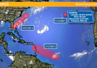 Tropical activity heating up as peak of hurricane season approaches